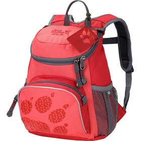 Jack Wolfskin Little Joe Backpack Children red